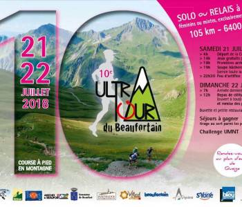 Ultra Trail du Beaufortain